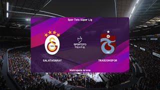 PES 2020 | Galatasaray vs Trabzonspor - Super Lig | 05/07/2020 | 1080p 60FPS