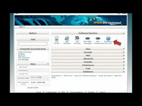 How to install OS Commerce in HostGator cPanel Fantastico - HostGator Tutorial