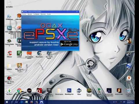 Como añadir Gamesharks a tus juegos con Epsxe 2.0.5 o superior, Sin Gameshark