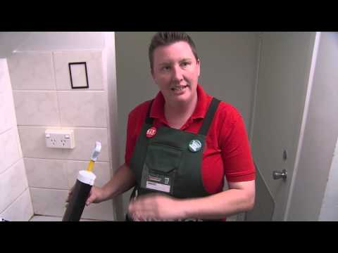 How To Unblock A Sink Drain - DIY At Bunnings