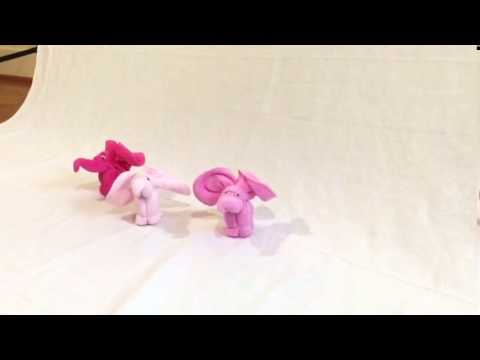 Washcloth Elephants