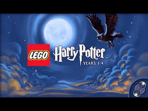 LEGO Harry Potter Years 1-4: Part 3:  Flying, Potions and Spells!
