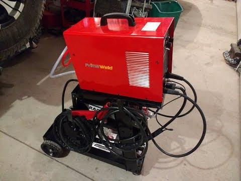 PRIMEWELD CT520D MULTIPROCESS stick/tig/plasma cutter