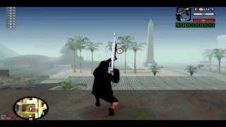 GTA SA:  Weapon Sound Timecyc Effects Font Hud - PakVim net