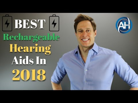 Best Rechargeable Hearing Aids In 2018! | Hearing Aid Reviews