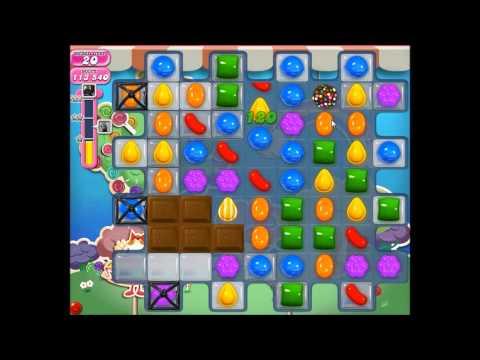 Candy Crush Saga - How to do level 65