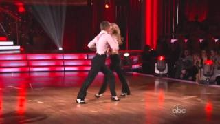 Julianne Hough And Derek Hough Perform Together On Dancing With The S