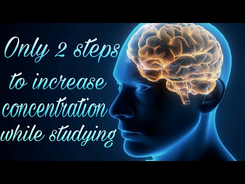 How to Increase Concentration While Studying | study method | Study Tips
