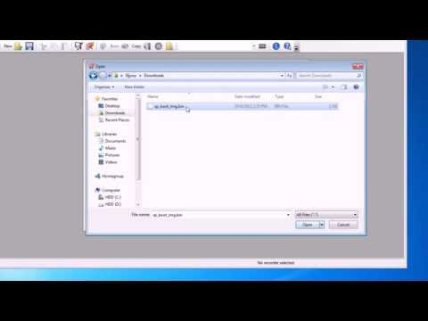 How to burn Bootable CD (Windows XP) with Nero 8