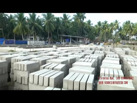 clc light weight bricks making machinery production manufacturers and suppliers