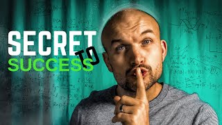 x Math The secret to being a successful student
