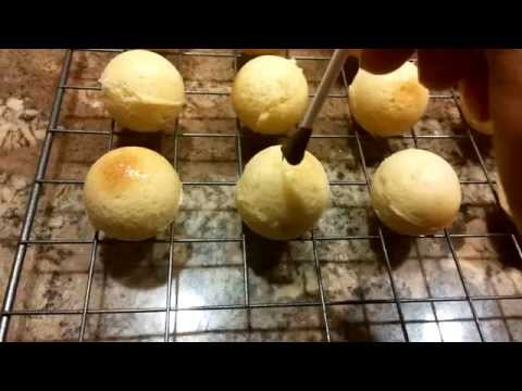 Inviktus Silicone Cake Pop Ball Mold Recipe and Review
