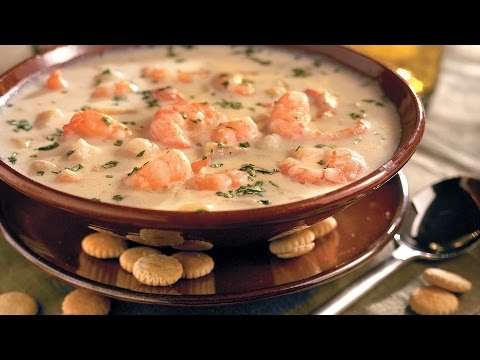 Quick Shrimp Chowder | Southern Living