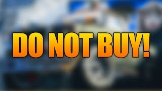 DO NOT BUY THIS CAR IN GTA 5 ONLINE! (WARNING)