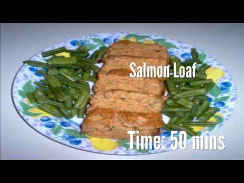 Salmon Loaf Recipe