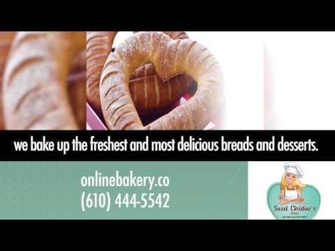 Online Bakery Kennett Square PA - Sweet Christine's Bakery