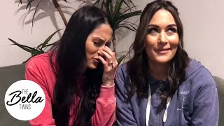 Nikki and Brie react to the season premiere of Total Divas!