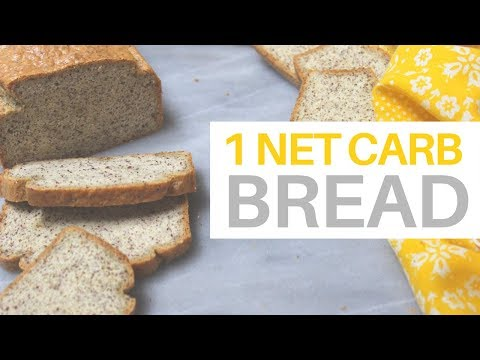 KETO CONNECT Bread   1 NET CARB  