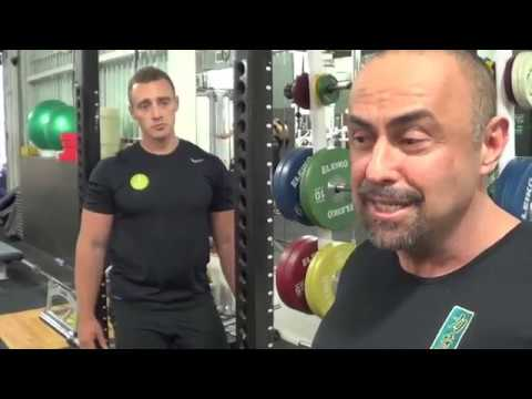 Charles Poliquin - Hack squats for lower body development