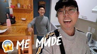 Mi Nuevo Depa En Mexico Cdmx   Kenrovlogs Ft. Coreano Vlogs