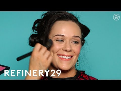 I Got Transformed Into Katy Perry   Beauty Evolution   Refinery29