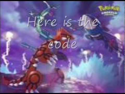 How to Get Groudon in Pokemon Diamond With Action Replay