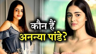 Download Meet The Gorgeous Student Of The Year 2 Ananya Pandey Video