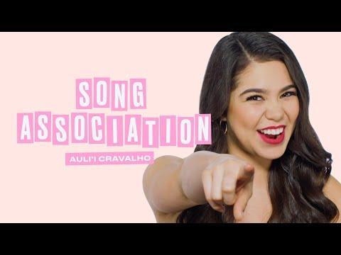 Rise Star Auli'i Cravalho Sings Through ELLE's Song Association Game | ELLE
