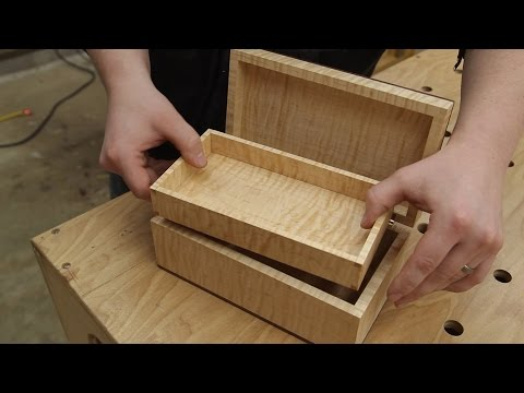 Making Boxes: Internal Components - 271