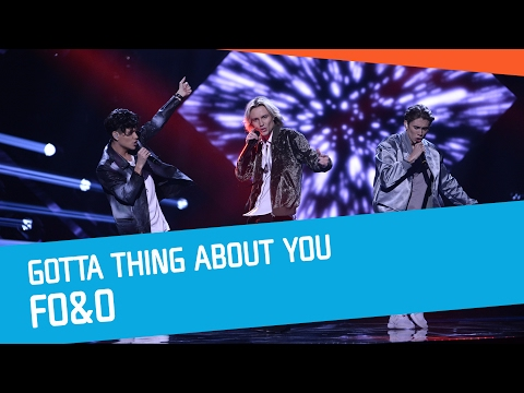 Felix, Oscar & Omar / FO&O – Gotta Thing About You
