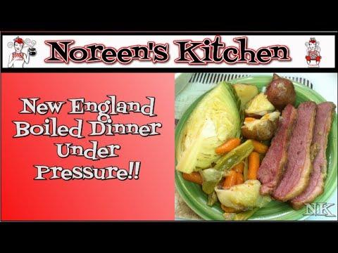 New England Boiled Dinner Under Pressure Noreen's Kitchen