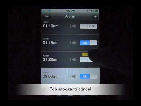 Timezone Clock - new iPhone app preview