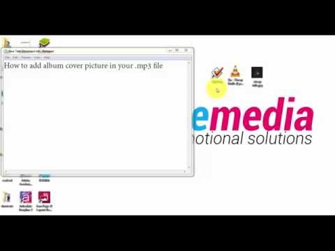 How to add album cover photo in mp3 file | Mp3tag