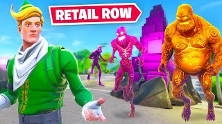 ZOMBIES ARE BACK IN FORTNITE! (Again)