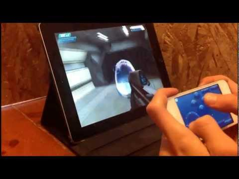 How to Play PC games on an iPad w/ iPhone Controller (Tutorial in Desc.)