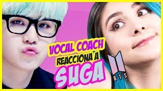 Download BTS - SUGA | Rap Line BTS | VOCAL COACH REACCIONA | Gret Rocha Video