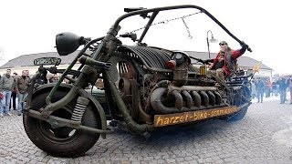 Most Unusual Motorcycles Ever