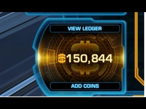 SWTOR: How I Get Hundreds of Thousands of Cartel Coins