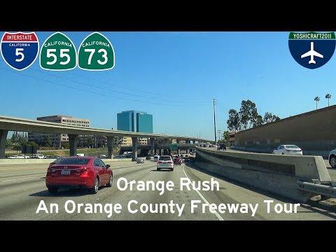 (5-9) Orange Rush - An Orange County Freeway Tour