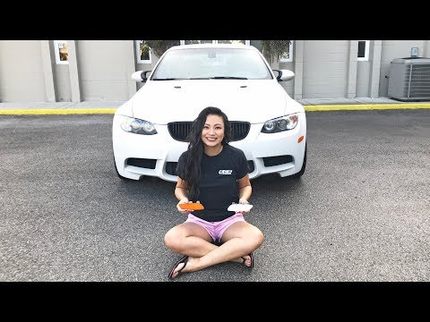 How to Replace Orange Reflectors on BMW M3
