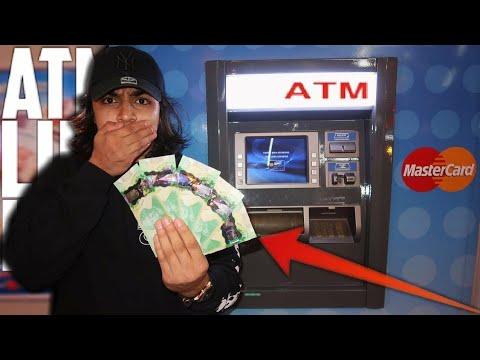 ATM hacks debit card no & pin also.