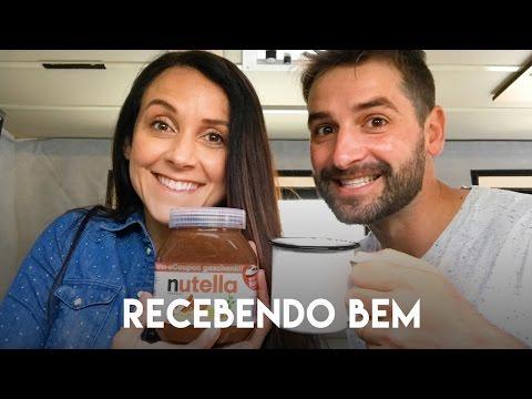 RECEBEMOS VISITAS NO MOTORHOME | TESTE MAVIC PRO | Romulo e Mirella | T4. Ep. 112