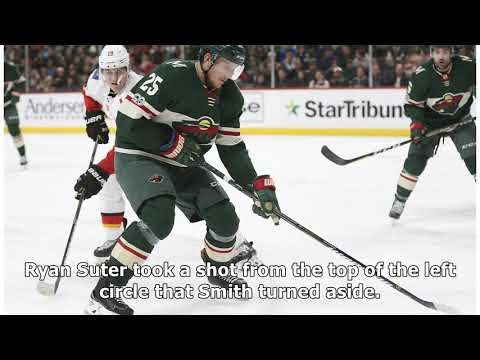 Granlund's shootout goal lifts wild to 2-1 win over flames  By Channel