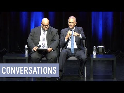 Former Attorney General Eric Holder Calls Out Current Attorney General Jeff Sessions