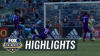 New York City FC vs. Orlando City SC | 2018 MLS Highlights
