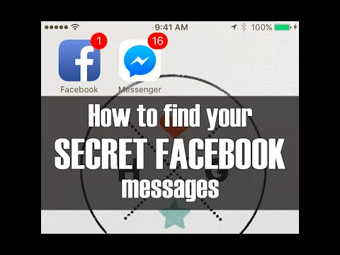 How To Find Your Hidden Facebook Messages | HelloGiggles