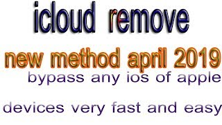 Remove your iphone Icloud lock with PC|Laptop live 100%Tested by new
