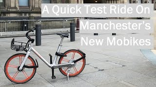 Mobike - Manchester