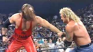 Kevin Nash vs DDP, 1/8/98