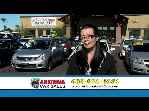 Satisfied Customers at Arizona Car Sales in Mesa Arizona- 4